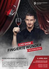 Zaubershow mit Wolfgang Moser
