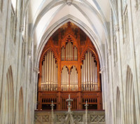 11. Admonter Orgelherbst: Bonus-Konzert mit dem Grazer Kammerchor, Leitung: Michael Schadler