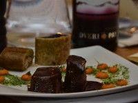 Dveri Pax und kulinarische Köstlichkeiten